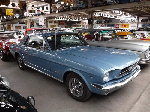 Ford Mustang Coupe 1965 For Sale (picture 1 of 6)