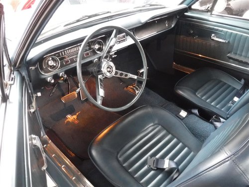 Ford Mustang Coupe 1965 For Sale (picture 3 of 6)