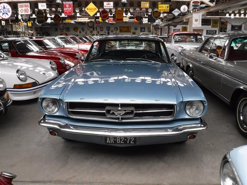Ford Mustang Coupe 1965 For Sale (picture 6 of 6)
