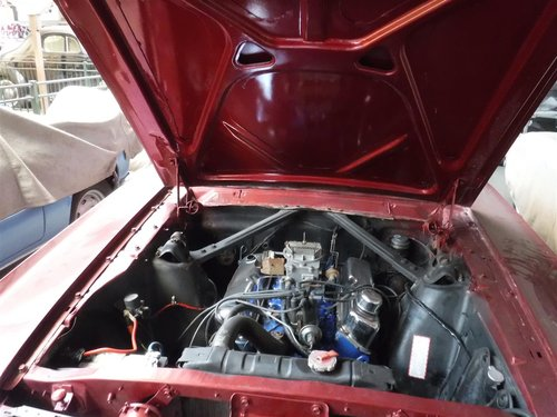 Ford Mustang Coupe 1966 For Sale (picture 4 of 6)