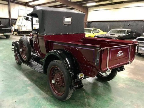 1928 Ford Model A Roadster Pickup For Sale (picture 4 of 6)