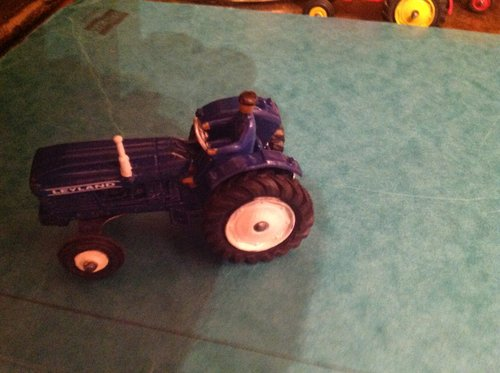 1960 Two superb sixties dinky tractors and trailer SOLD (picture 5 of 5)