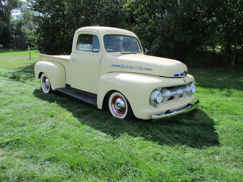 36a25757ba ... 1951 FORD F100 SOLD (picture 1 of 6) ...