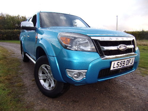 2009 Ford Ranger XLT 4X4 TDCi For Sale (picture 1 of 6)