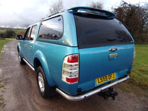 2009 Ford Ranger XLT 4X4 TDCi For Sale (picture 2 of 6)