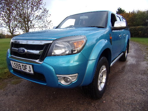 2009 Ford Ranger XLT 4X4 TDCi For Sale (picture 3 of 6)