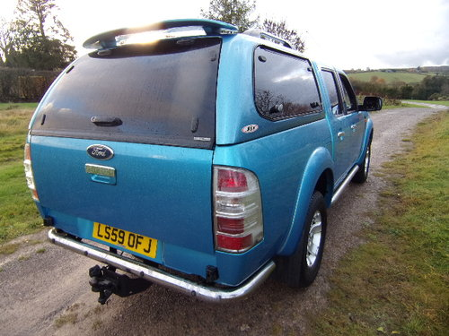 2009 Ford Ranger XLT 4X4 TDCi For Sale (picture 4 of 6)