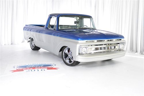 1961 Ford F100 Custom For Sale (picture 3 of 6)