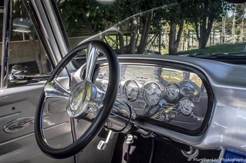 1961 Ford F100 Custom For Sale (picture 5 of 6)