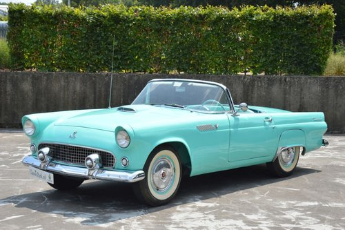 1956 (900) Ford Thunderbird For Sale (picture 1 of 6)