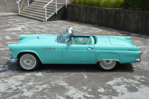 1956 (900) Ford Thunderbird For Sale (picture 2 of 6)