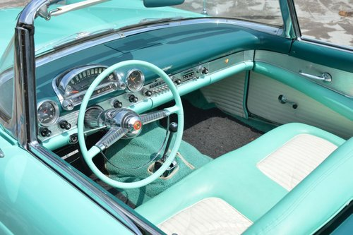 1956 (900) Ford Thunderbird For Sale (picture 4 of 6)
