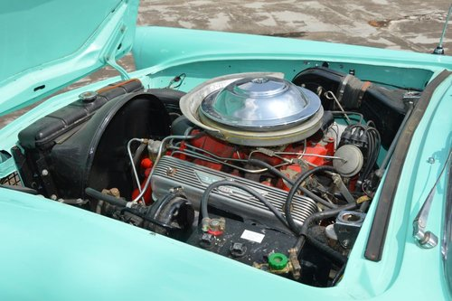 1956 (900) Ford Thunderbird For Sale (picture 5 of 6)