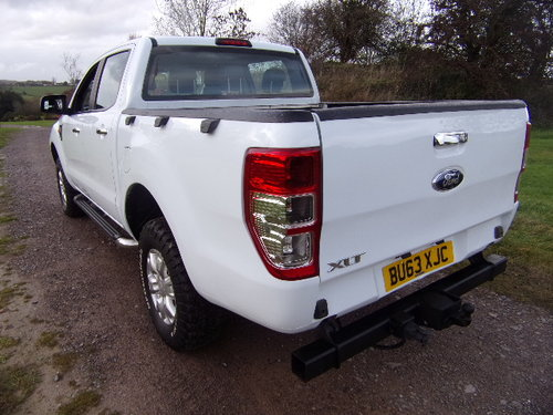 2013 Ford Ranger XLT 4X4 TDCi For Sale (picture 2 of 6)