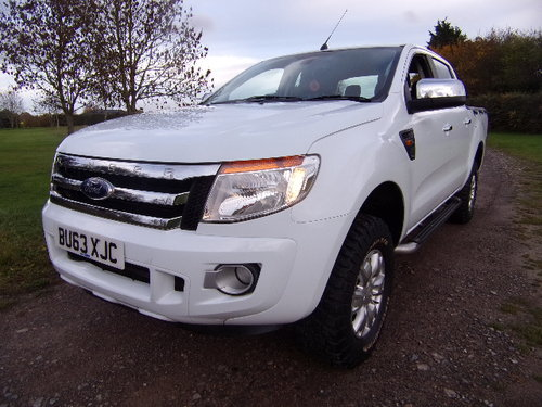 2013 Ford Ranger XLT 4X4 TDCi For Sale (picture 3 of 6)
