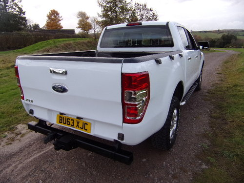 2013 Ford Ranger XLT 4X4 TDCi For Sale (picture 4 of 6)