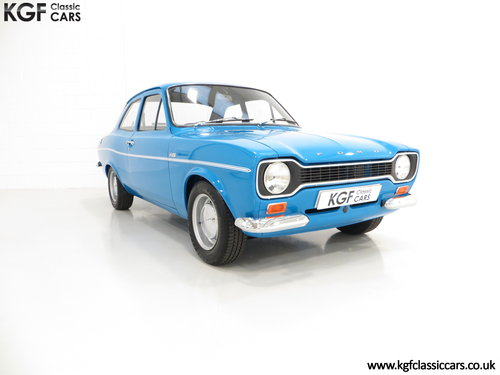 1972 A Collectable Very Rare AVO Mk1 Ford Escort RS1600 Custom SOLD (picture 1 of 6)