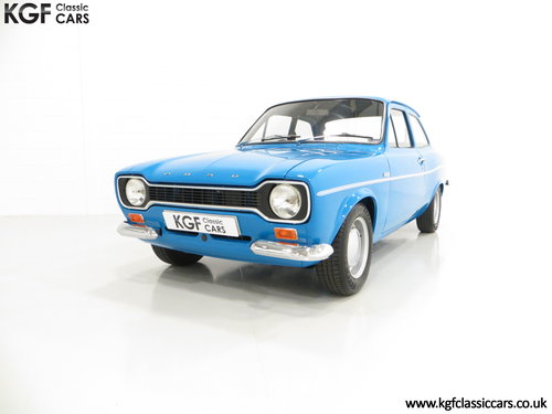 1972 A Collectable Very Rare AVO Mk1 Ford Escort RS1600 Custom SOLD (picture 2 of 6)