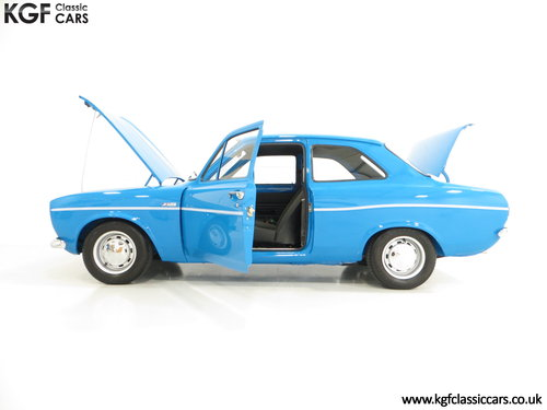 1972 A Collectable Very Rare AVO Mk1 Ford Escort RS1600 Custom SOLD (picture 3 of 6)