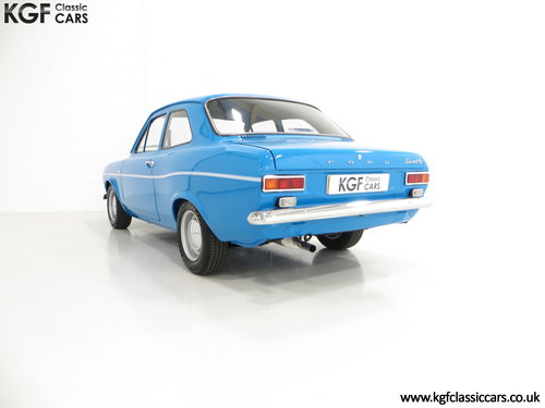 1972 A Collectable Very Rare AVO Mk1 Ford Escort RS1600 Custom SOLD (picture 4 of 6)