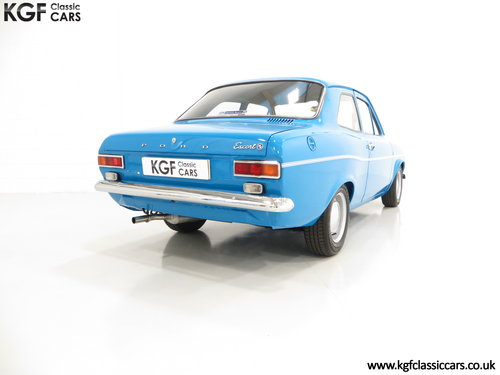 1972 A Collectable Very Rare AVO Mk1 Ford Escort RS1600 Custom SOLD (picture 5 of 6)