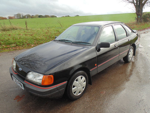1988 Ford Sierra 1.8LX SOLD (picture 1 of 6)