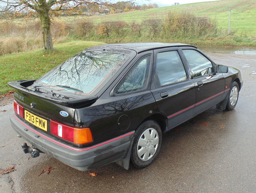 1988 Ford Sierra 1.8LX SOLD (picture 3 of 6)