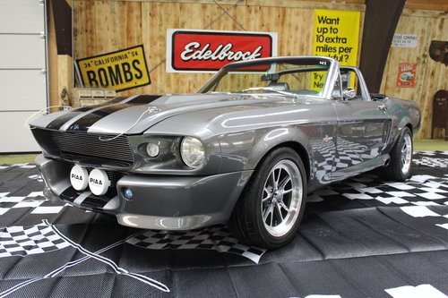FORD MUSTANG ELEANORE SHELBY GT 500 CLONE, 1967 For Sale by Auction