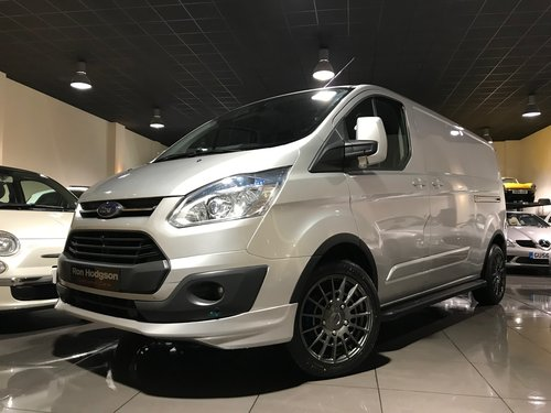 a368c3c2a2 ... 2013 Ford Transit Custom 290 LIMITED HEATED SEATS BODY KIT SOLD  (picture 1 of 6 ...