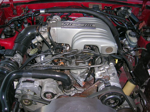 1992 Ford Mustang 5.0 Litre Fox Body Convertible For Sale (picture 6 of 6)