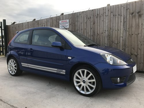 2006 Ford Fiesta 2.0 St. For Sale (picture 1 of 6)