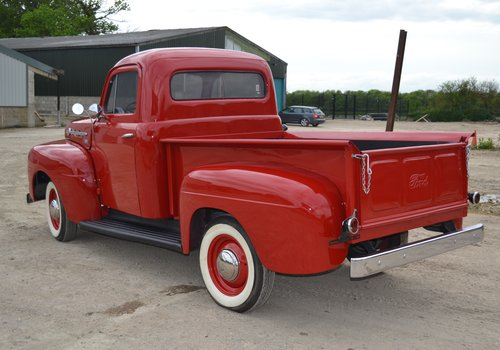 1952 Ford F1 Truck For Sale (picture 3 of 6)