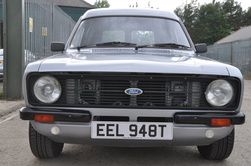 1979 MK2 FORD ESCORT VAN WITH MOT SHOW CONDITION REBUILT 1.6 SOLD (picture 3 of 6)