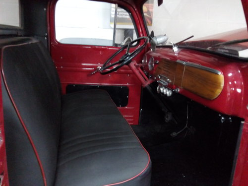 1952 Ford F1 Truck  For Sale (picture 5 of 6)