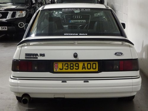 1992 FORD SIERRA SAPPHIRE COSWORTH 4X4 For Sale (picture 4 of 6)