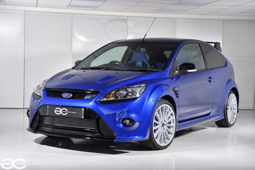 2010 Beautiful MK2 Ford Focus RS - 3,400 Miles - Collectors Car SOLD (picture 2 of 6)