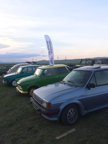 1985 Ford Fiesta XR2 for sale, without restoration For Sale (picture 1 of 6)