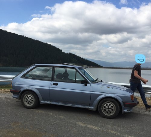 1985 Ford Fiesta XR2 for sale, without restoration For Sale (picture 6 of 6)