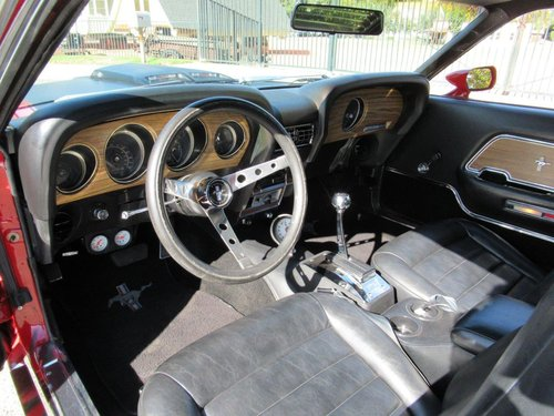 1969 Ford Mustang Mach 1 For Sale (picture 3 of 6)
