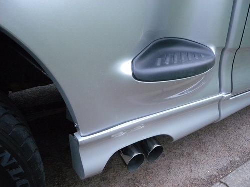 2002 Ford F150 Lightning 5.4 SVT Stepside Pickup SOLD (picture 4 of 6)