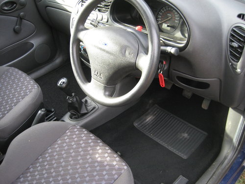 2001 Ford Fiesta 29000 miles only SOLD (picture 4 of 6)