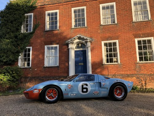 2001 GT40 MK1 Gulf by GTD For Sale (picture 1 of 6)