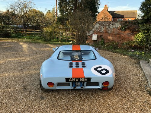 2001 GT40 MK1 Gulf by GTD For Sale (picture 5 of 6)