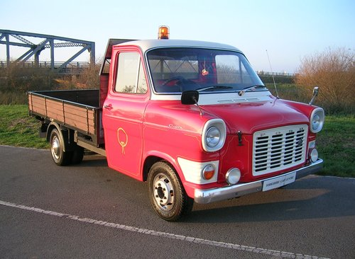 1974 Ford Transit MK1 Bull Nose Pick Up Commerical Historic  For Sale (picture 1 of 6)