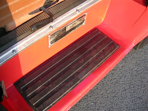 1974 Ford Transit MK1 Bull Nose Pick Up Commerical Historic  For Sale (picture 6 of 6)