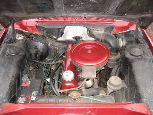 1963 Ford Zephyr 6 Mk 111 Automatic SOLD (picture 6 of 6)