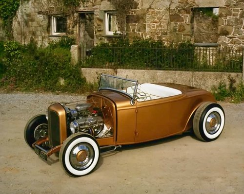 1932 Ford Roadster For Sale (picture 3 of 6)