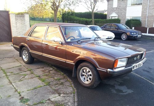 Ford Cortina mk4 1979 1.6GL For Sale (picture 1 of 6)