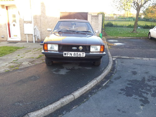 Ford Cortina mk4 1979 1.6GL For Sale (picture 2 of 6)