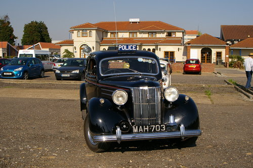FORD PILOT V8  X POLICE CAR 1951 (CAR NOW SOLD) SOLD (picture 2 of 6)